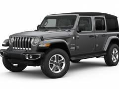 2018 JEEP Wrangler JL (Open Body)