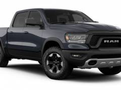 2019 RAM 1500 Rebel(U, BUX), Sport 2TL pkg/Rebel 2TW pkg (Can)