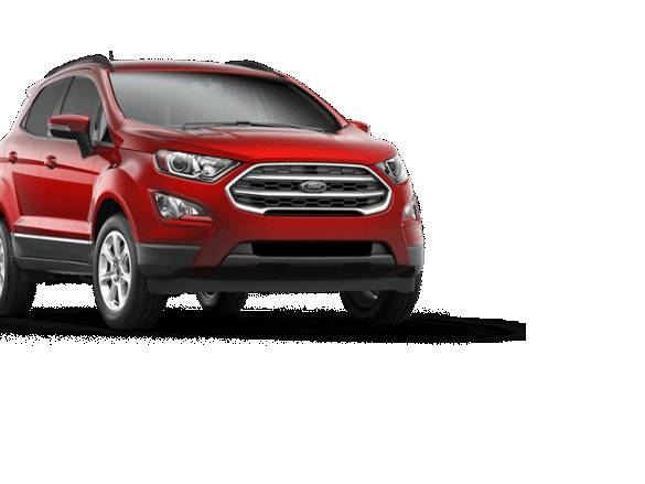 2018 FORD Ecosport SE - 4WD